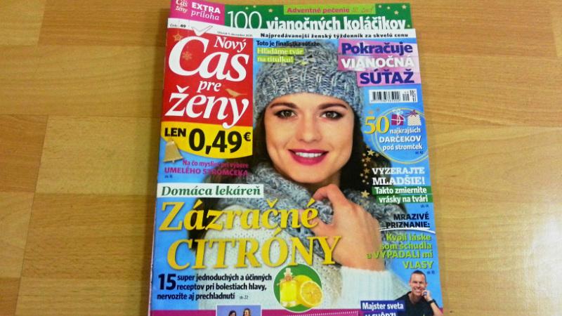 novy-cas-pre-zeny-2015-kronika-zivota