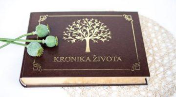 2 rodova kniha kronika zivota