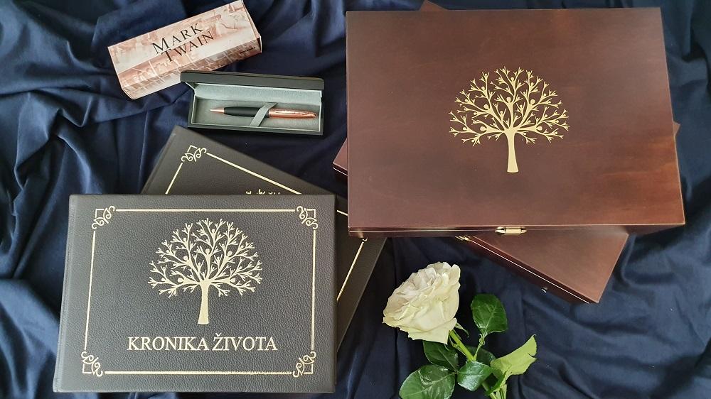 Kronika-zivota-LUXUS-GOLD-V-PRAVEJ-KOŽI-SET2ks